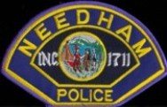 Needham Police Department Patch